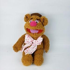 Disney Epcot Muppet Fozzie Bear plush